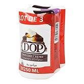 Dop Gel douche douceur  Cola / Guimauve - 3x250ml