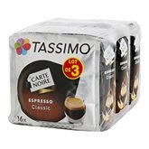 Tassimo Café Espresso Tassimo Classique - 3x16 - 312g