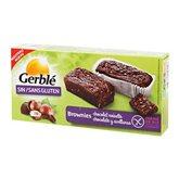 Gerblé Brownie Choco noisette  - 150g