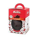 Motta Œuf chocolat noir 70% pur Equateur la boite de 125 g