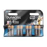 Duracell Piles Ultra power AA  x16 - 1 pièce