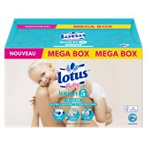 Couches taille 5 : 12-22 kg Lotus Baby