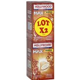 Chewing-gum Hollywood max Agrumes - 2x60g