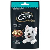 Cesar Mini-Joys Récompenses au fromage et au boeuf pour chien
