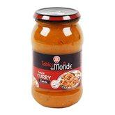 Sauce Tables du Monde Curry épicée - 400g