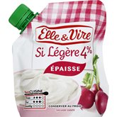 Créme extra légère Elle & Vire,ELLE & VIRE,33cl