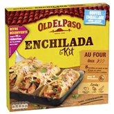 Old El Paso Kit pour Enchiladas  Au four - 657g