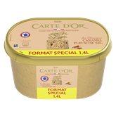 Carte d'Or Crème glacée  Caramel fleur de sel - 1.4L