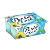 Yoplait Yaourts Perle de Lait Yoplait Citron - 4x125g