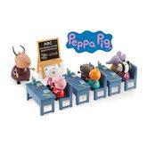 Giochi Preziosi Salle de classe Peppa Pig + 7 personnages - dès 3 ans