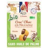 Lucien Georgelin Croc'Tou Choc chocolat Bio Lucien Georgelin - 375g
