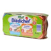 Repas Blédichef - 12 mois