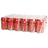 Coca Cola 33cl (pack de 24)