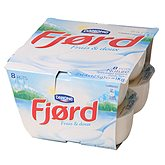 Danone Fromage frais Fjord Nature - 8x125g