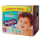 Couches Pampers Active Fit