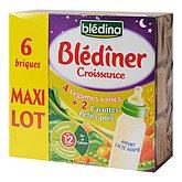 Blédîner légumes variés Blédina