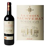 Vin rouge Bordeaux