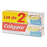 Dentifrice Colgate Total