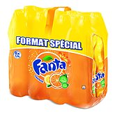 Soda Fanta orange