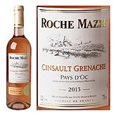 Vin rosé Roche Mazet cinsault