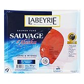 Labeyrie Saumon fumé sauvage  5 tranches - 160g