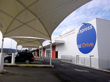 Drive provins retrait courses en ligne adresse plan t l phone leclerc - Drive leclerc les angles ...